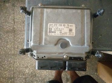 Мерседес 221 Компьютер 3.5 Блок управления двигателя и многое другое в Бишкек