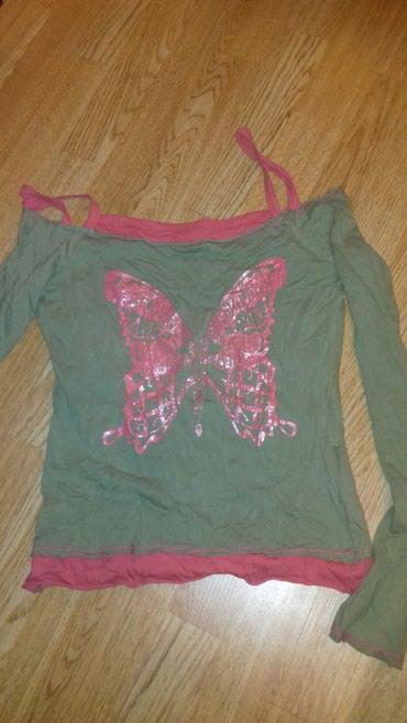 Sako sa - Srbija: Prelepa bluzica sa sa detaljem leptira