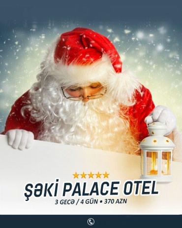 Bakı şəhərində 31 Dekabr - Möhtəşəm Yeni İL - Turu