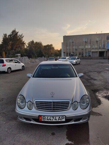 Mercedes-Benz E 320 3.2 л. 2003 | 200000 км