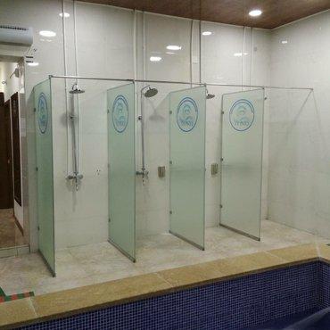 Душевые кабины из каленного стекла и в Бишкек - фото 7