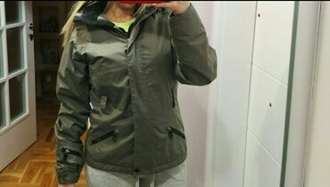 Ski jakna killtec S/M maslinasto sive boje