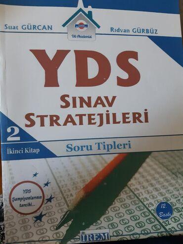 Demek olarki hec islenmeyib Turkiye universitelerine YDS ile