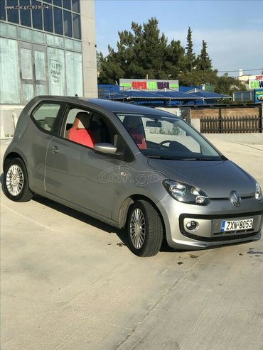 Volkswagen Up 1 l. 2012 | 171800 km