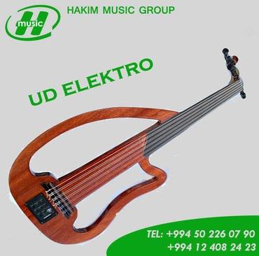 elektron termometrlər - Azərbaycan: Elektro ud