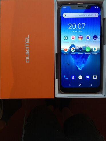 Мобильные телефоны и аксессуары в Семеновка: Новый! Телефон Oukitel c12 Android 8.1 Размер 6,18 дюймов SIM1
