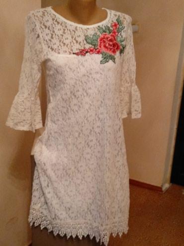 Платья - Состояние: Новый - Кок-Ой: Очень красивоепочти новое платье. Одевалось всего два раза. Размер