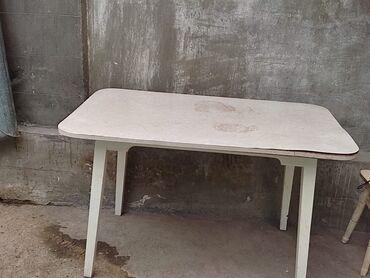продам кухонный стол in Кыргызстан | СТОЛЫ: Продается кухонный стол, размер 120/70/75см
