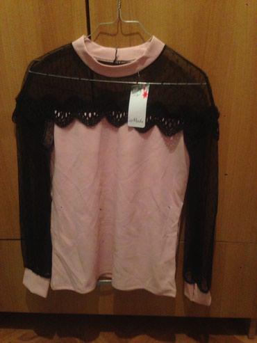 Bluzice nove s-m,obe za 1300 - Plandište