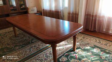 Продаю стол гостевой состояния отличная, ширина 1,20 м. когда короткий