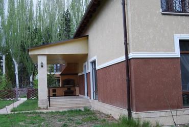 Коттедж 13 расположен в пансионате в Бишкек