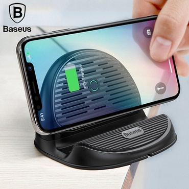 Original Baseus simsiz adapter ve serinlesdirici telefon tutacagi. в Bakı