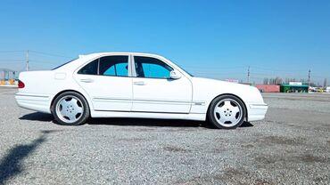 Mercedes-Benz E 55 5.4 л. 2001   220 км