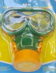 Gas-predobre - Srbija: GAS Maska Monotuba  Nova Gas maska koja pruža zaštitu od finih prahova