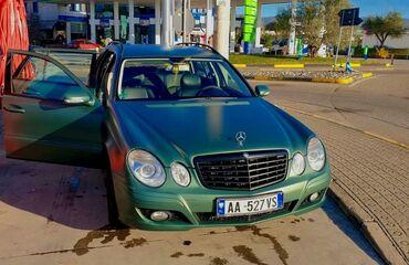 Mercedes-Benz E 200 2 l. 2008 | 233000 km
