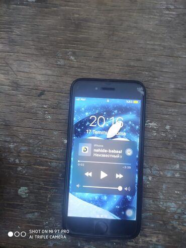 Электроника в Огуз: Evvala Salam Telefon ipone 6 16 gb prablemi sensoru catlayib