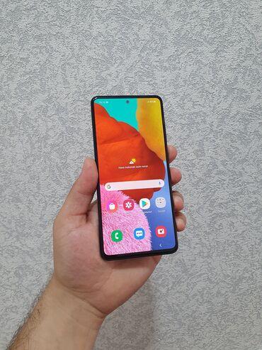 265 elan: Samsung A51 | 64 GB | Qara | Zəmanət, Sensor, Barmaq izi