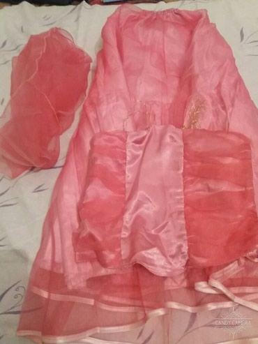 Платье с юбкой можно носить на мероприятия в Бишкек