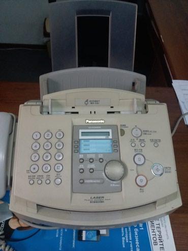 Факс в рабочем состоянии. в Бишкек
