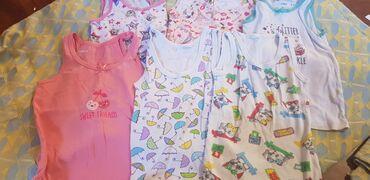 Aktivni ves - Pozarevac: Ves majice za devojcice,uzrast 3-4 god,cena po komadu