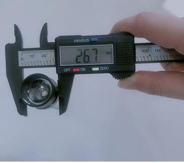 185 объявлений: Штангенциркуль электронный LOM, с глубиномером, 150 мм