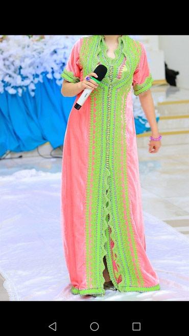 Женский костюм из турции - Кыргызстан: Национальный костюм из Марокко
