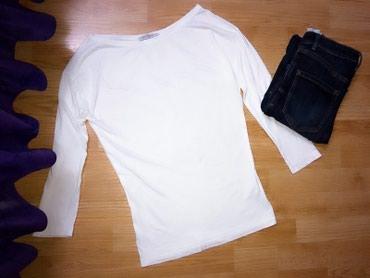 Bele s - Srbija: Calliope original sneg bela bluza, s vel