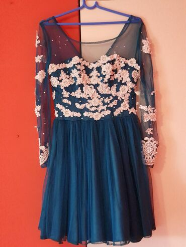 Elegantna haljina, obučena samo za 1 priliku