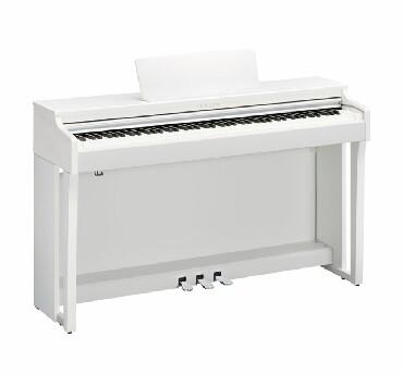 Цифровое пианино CLP-625  является идеальным первым фортепиано для н