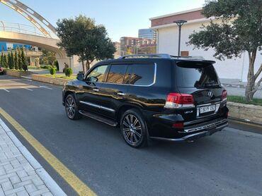 Lexus - Azərbaycan: Lexus 5.7 l. 2012 | 80000 km