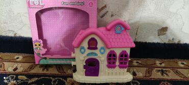 Продам домик для лол в коробке можно на подарок. Писать в whatsapp