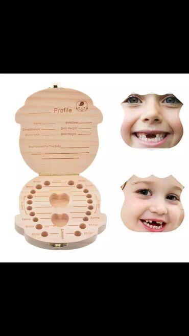 Devojke - Srbija: Drvene kutijice za mlecne zubicesacuvajte mlecne uspomene svojih