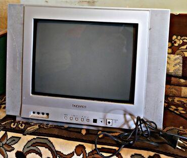 Televizor Samsung işlək vəziyyətdədir. Heç bir problemi yoxdu