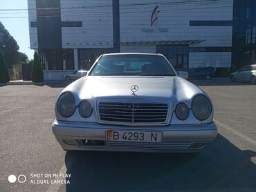 Транспорт - Ленинское: Mercedes-Benz E-Class 2.4 л. 1997