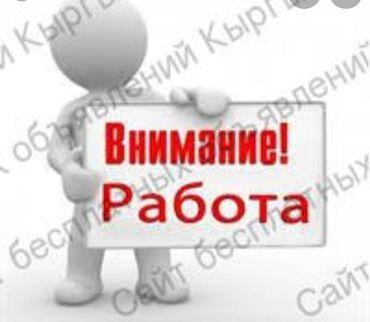 Надомница - Кыргызстан: Швея Универсал. С опытом. Аламедин 1