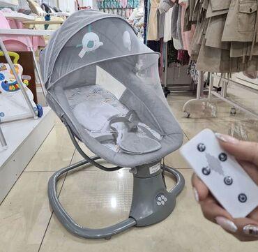 шезлонг качалку в Кыргызстан: Электронный шезлонг новый с коробкой. Брали за 7500 дочке не понравило