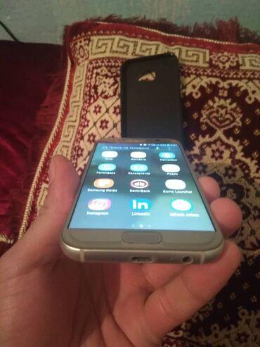 Samsung Galaxy A5 2017 | 32 ГБ | Золотой | Б/у | Сенсорный, Отпечаток пальца, Две SIM карты