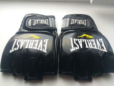 es в Ак-Джол: Снарядки EVERLAST, для занятий MMA, оригинал, размер L/XLДоставка по