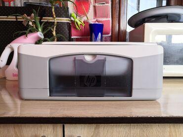 услуги 3д принтера в Кыргызстан: Принтер HP Deskjet F380 3 в 1 принтер,сканер, копирование с коробкой и