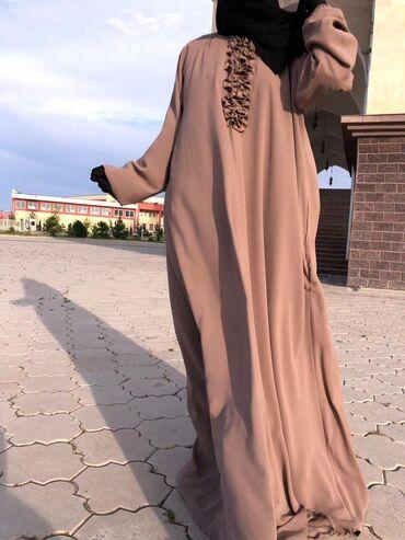 дубайские платья в Кыргызстан: Платье Свободного кроя