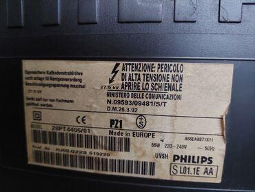 Sako sa - Srbija: Philips tv, ispravan sa ispavnim daljinskim Za sve informacije u