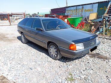 Audi a8 28 tiptronic - Кыргызстан: Audi 100 2.4 л. 1991