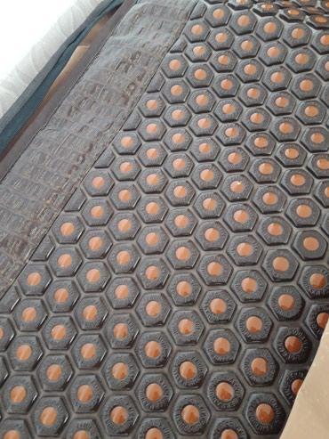 купить коврик для йоги в Кыргызстан: Лечебный турмалиновый матрац (Корея). оригинал. Куплен был раза в два