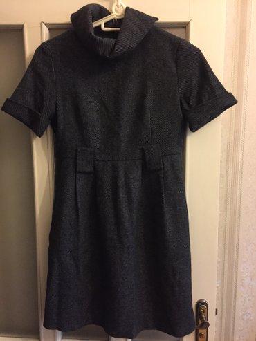 Bakı şəhərində очень качественное платье. теплое, шерстяное. на подкладке от и до, на