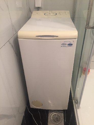 Odozgo Poluautomatska Mašina za pranje Whirlpool 5 kg