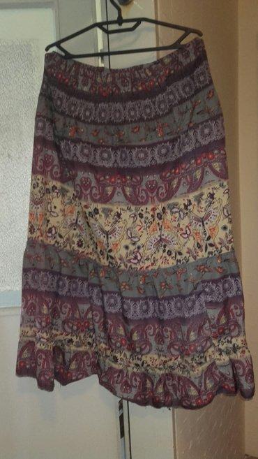 Lagana letnja suknja za punije dame - Kragujevac