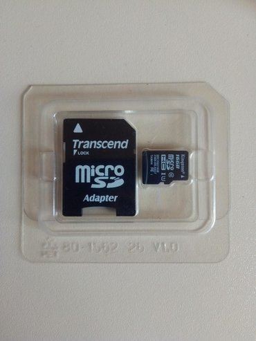 "Micro SD memorijske kartice,Transcend"" i, Kingston"" 16GB mala"