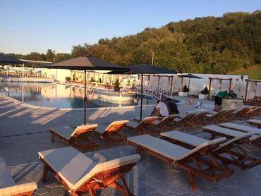 Lezaljka - Srbija: Prodajem drvene lezaljke za suncanje (bazeni, plaze)Cena 60e
