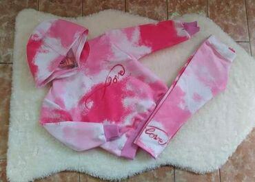 Paket odeće - Krusevac: Love kompletići 1.450din Dostupne veličine  Roze 6,10 Tirkiz/lila 6