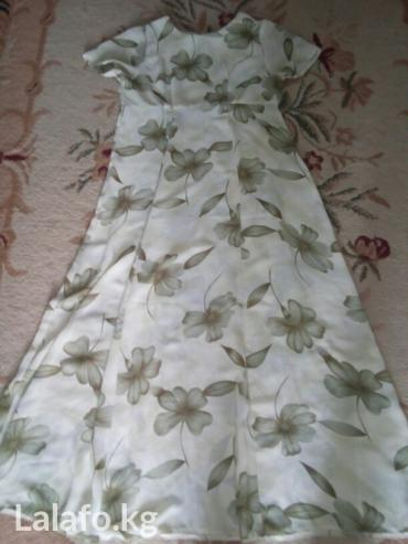 платье для беременных легкое подойдет на  44/46 размер. состояние отли в Лебединовка